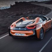 BMW i8 Roadster 2 175x175 at BMW i8 Roadster Comes with Increased Range, Good Looks