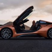 BMW i8 Roadster 5 175x175 at BMW i8 Roadster Comes with Increased Range, Good Looks