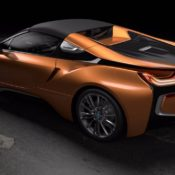 BMW i8 Roadster 8 175x175 at BMW i8 Roadster Comes with Increased Range, Good Looks