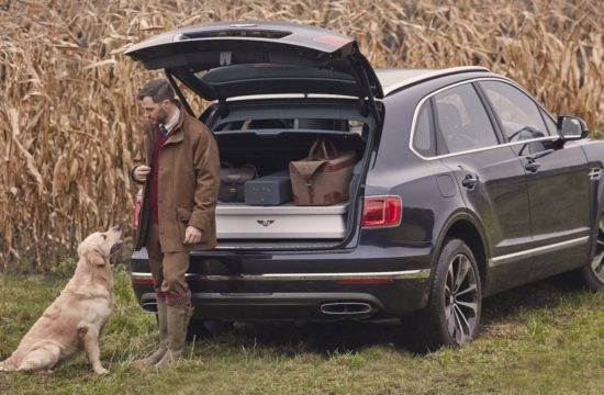 Bentley Bentayga Field Sports by Mulliner 1 550x360 at Bentley Bentayga Field Sports by Mulliner Belongs to a Bygone Era
