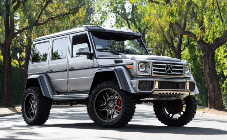 Forgiato Mercedes G500 4x4 2 730x451 at Forgiatos Mercedes G500 4x4 Is Dopeness Overload