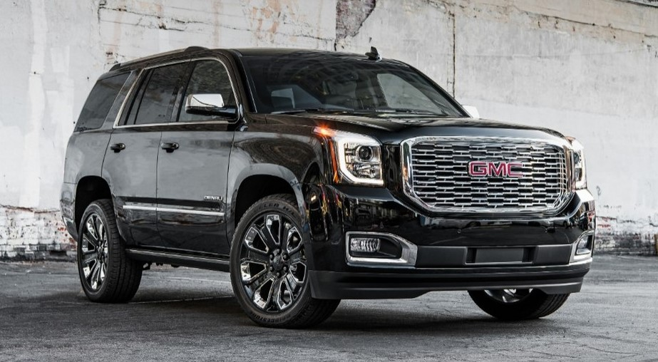 Gmc Denali N >> 2018 GMC Yukon Denali Ultimate Black Edition