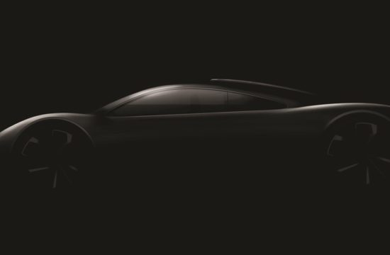 Gordon Murray supercar teaser 550x360 at Gordon Murray Supercar Teased Under IGM Brand