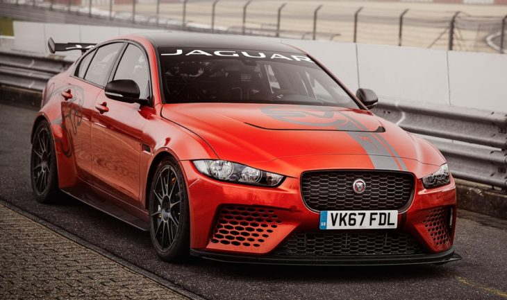J SVO XE SV Project8 19MY Nurburgring record 1 730x433 at Jaguar XE SV Project 8 Smashes Nurburgring Record for Sedans
