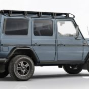 Limited Edition Mercedes G Class 1 175x175 at Limited Edition Mercedes G Class Models Mark End of Production