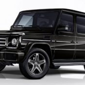 Limited Edition Mercedes G Class 2 175x175 at Limited Edition Mercedes G Class Models Mark End of Production