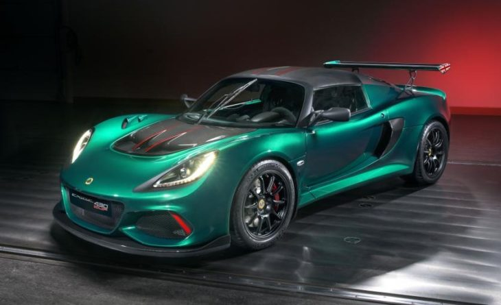 Lotus Exige Cup 430 1 730x445 at Lotus Exige Cup 430 Is the Most Extreme Yet