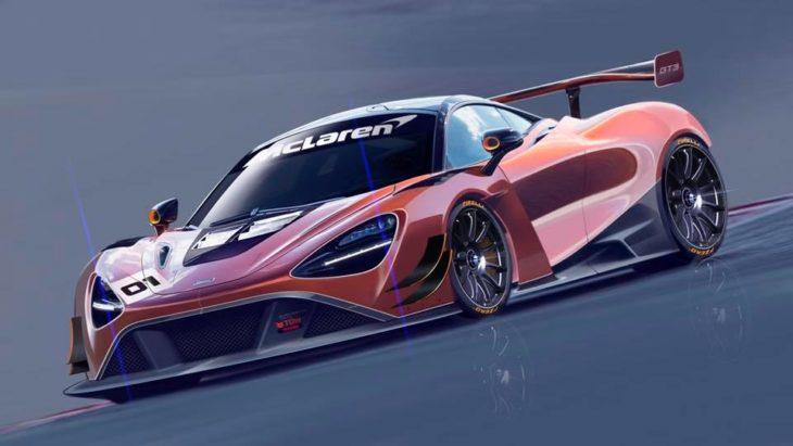 McLaren 720S GT3 2019 1 730x411 at McLaren 720S GT3 Race Car Officially Announced