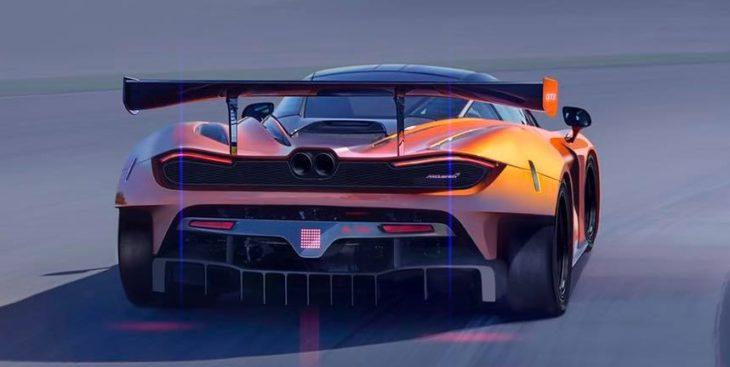 McLaren 720S GT3 2019 2 730x367 at McLaren 720S GT3 Race Car Officially Announced