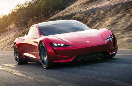 New Tesla Roadster 2 550x360 at New Tesla Roadster Unveiled, Set for 2020 Launch