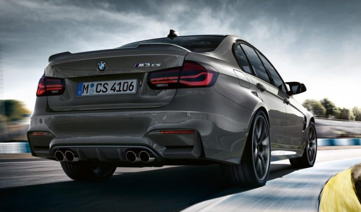 P90283540 highRes the bmw m3 cs 730x428 at 2018 BMW M3 CS Unveiled with 453 Horsepower