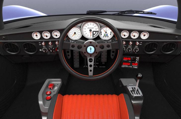 Scuderia Cameron Glickenhaus SCG 004S 15 730x483 at Scuderia Cameron Glickenhaus SCG 004S Has Central Driving Position