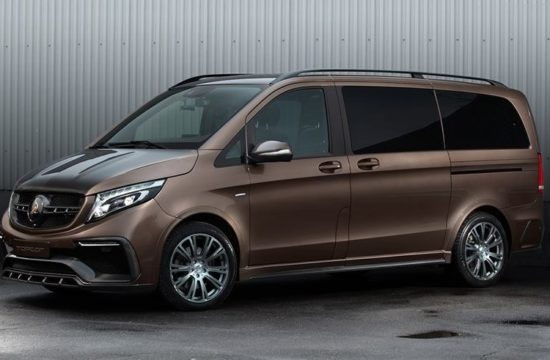 TopCar Mercedes V Class Inferno 1 550x360 at TopCar Mercedes V Class Inferno is a Palace on Wheels