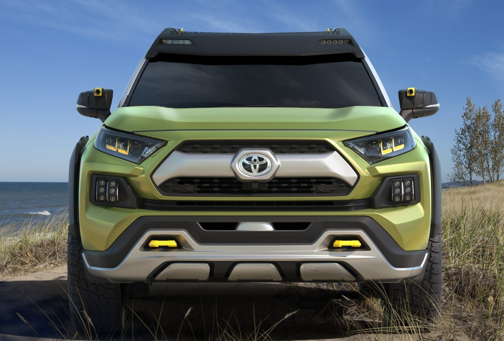 Toyota Adventure Concept Ft Ac Revealed Ahead Of L A Debut