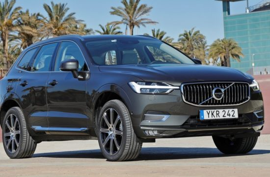 Volvo XC60 2018 1 550x360 at 2018 Volvo XC60 Safety Rated Xceedingly Good by EuroNCAP