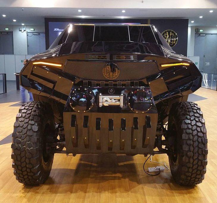 devel sixty 6x6 suv 2 730x683 at Devel Sixty 6x6 SUV Has 700 hp, Insane Looks