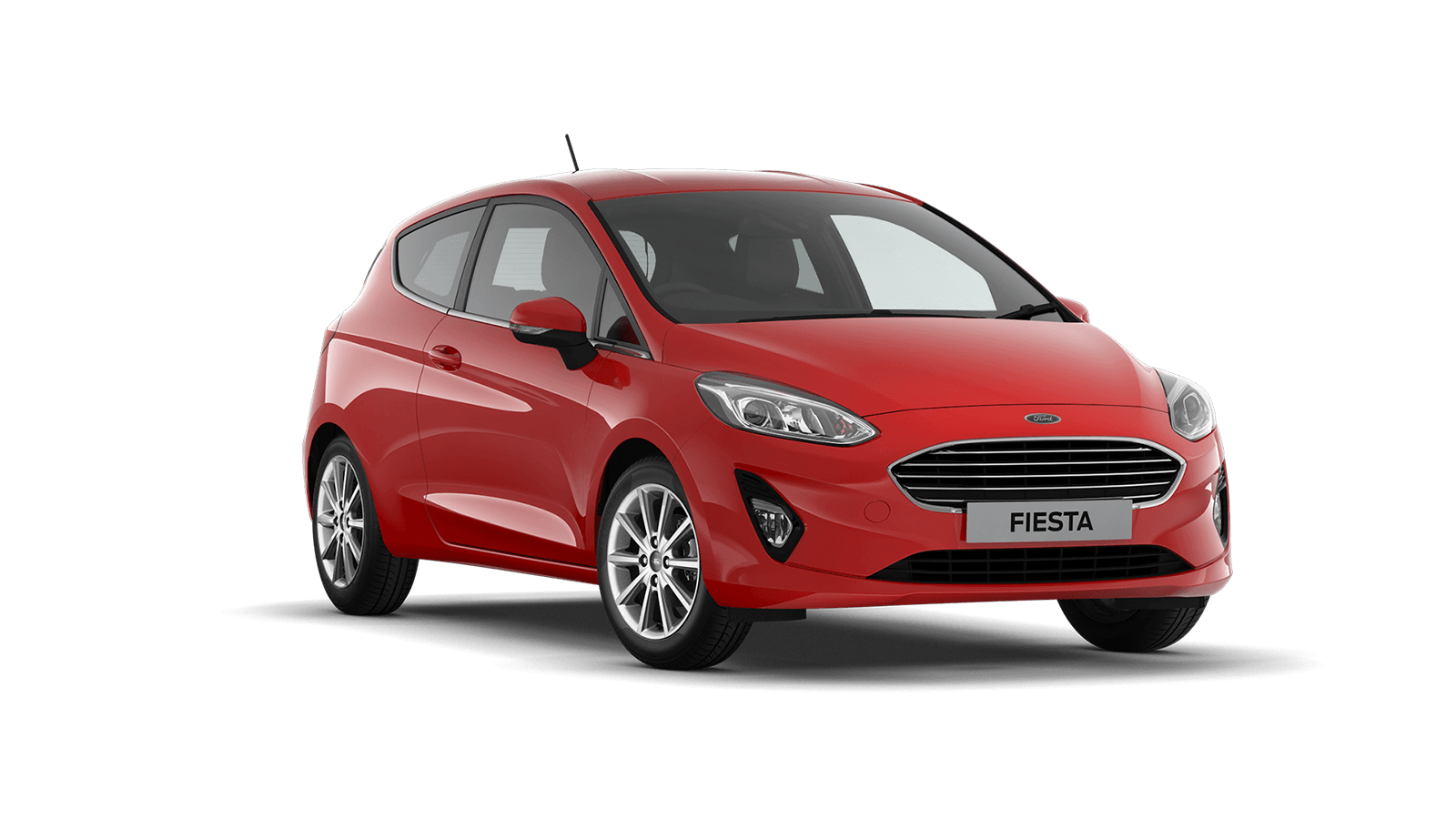 A Review Of The New Ford Fiesta