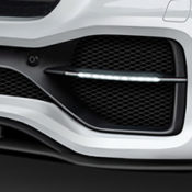 prior design PD500WB mercedes xklasse front bumper 175x175 at Prior Design Mercedes X Class Is Extra Wide