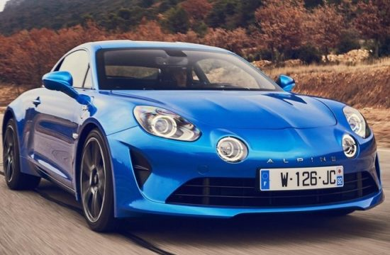 2018 Alpine A110 Premiere Edition 0 550x360 at 2018 Alpine A110 Premiere Edition Priced from €58,500