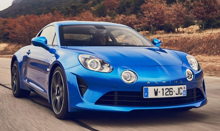 2018 Alpine A110 Premiere Edition 0 at 2018 Alpine A110 Premiere Edition Priced from €58,500
