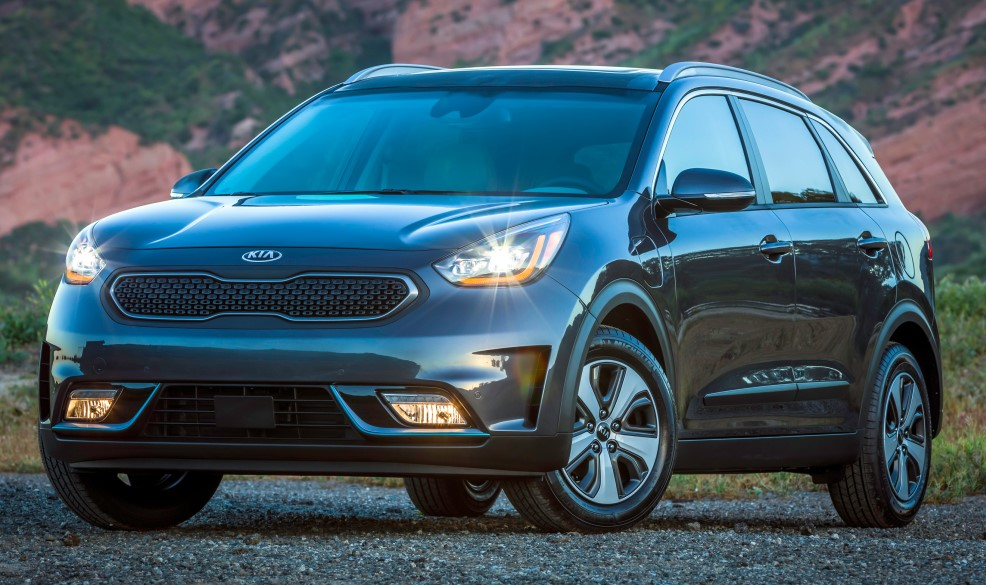 official 2018 kia niro plug in hybrid phev. Black Bedroom Furniture Sets. Home Design Ideas
