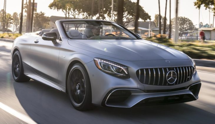 2018 Mercedes S Class Cabriolet UK 1 730x422 at 2018 Mercedes S Class Cabriolet (S560, S63, S65) UK Pricing and Specs