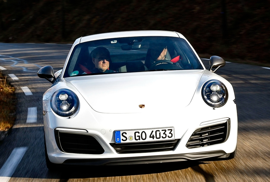 Porsche 911 Carrera T 2018 In Depth Look