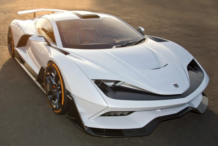 2019 Aria FXE 6 730x490 at 2019 Aria FXE Is the Latest 1,000+ hp Hypercar