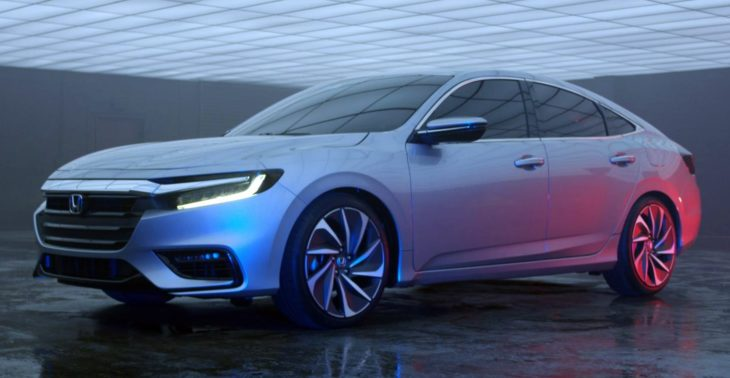 2019 Honda Insight 4 730x378 at 2019 Honda Insight Set for NAIAS Debut