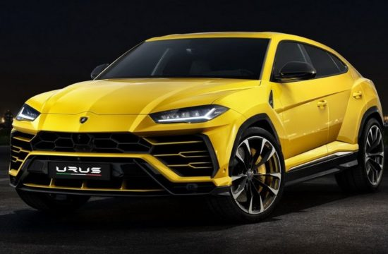 2019 Lamborghini Urus Goes Official 1 550x360 at 2019 Lamborghini Urus Goes Official: 650 hp, 305 km/h