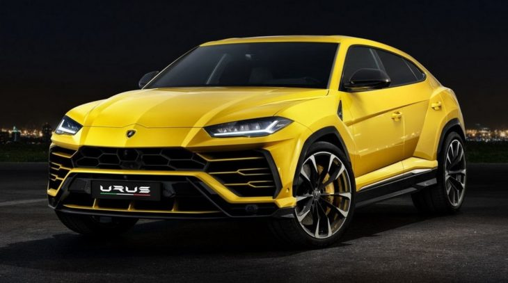 2019 Lamborghini Urus Goes Official 1 730x407 at 2019 Lamborghini Urus Goes Official: 650 hp, 305 km/h