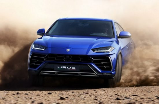 2019 Lamborghini Urus Goes Official 6 550x360 at Things you didn't know about SUVs