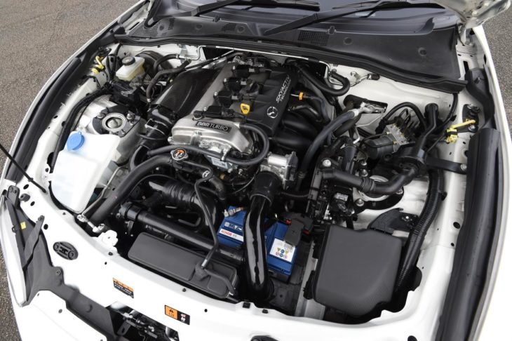 BBR 1.5 ND Turbo Underbonnet 730x486 at BBR Mazda MX 5 ND Stage 1 Turbo Upgrade Offers 210 bhp