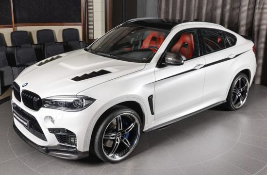Custom BMW X6M 3D 1 550x360 at Dont Like the Urus? Check Out This Custom BMW X6M
