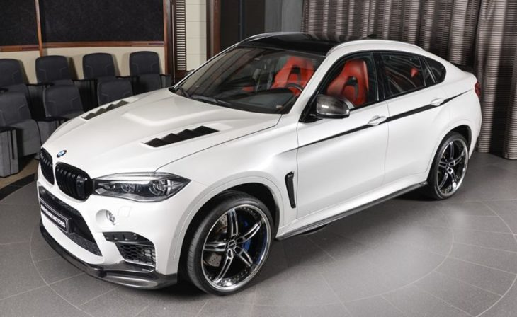 Custom BMW X6M 3D 1 730x448 at Dont Like the Urus? Check Out This Custom BMW X6M