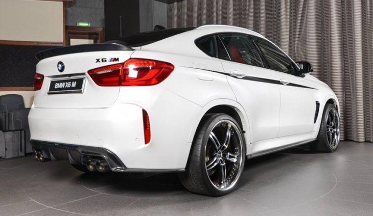 Custom BMW X6M 3D 12 730x424 at Dont Like the Urus? Check Out This Custom BMW X6M