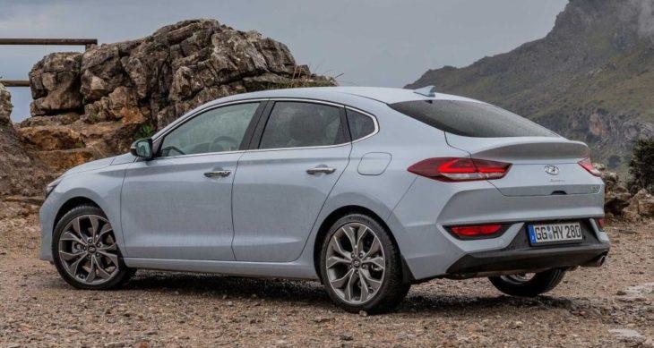 Hyundai i30 Fastback uk 0 730x389 at 2018 Hyundai i30 Fastback UK Pricing and Specs Confirmed
