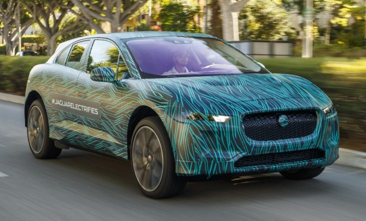 Jaguar IPACE Ride 002 730x442 at Jaguar I PACE Nears Production, Completes West Coast Road Trip