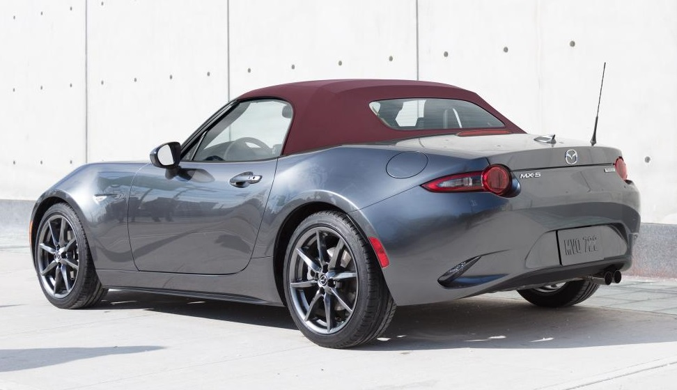 2018 mazda mx 5 miata pricing and specs. Black Bedroom Furniture Sets. Home Design Ideas