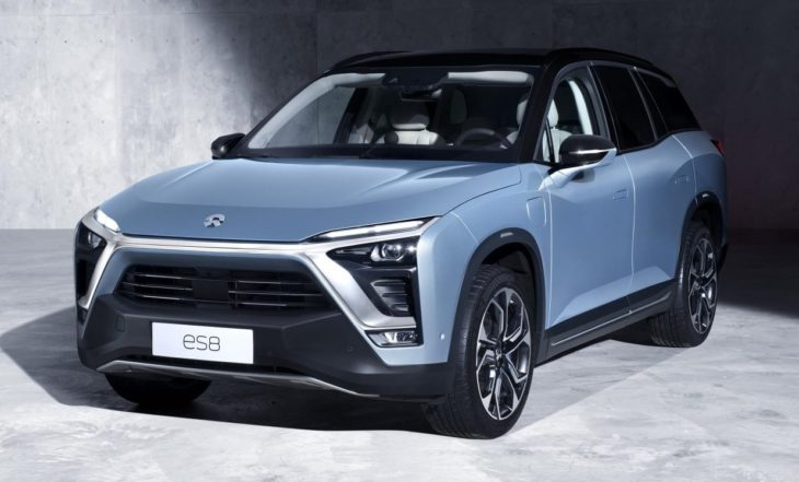 NIO ES8 Electric SUV 1 730x441 at NIO ES8 Electric SUV   Details and Specs