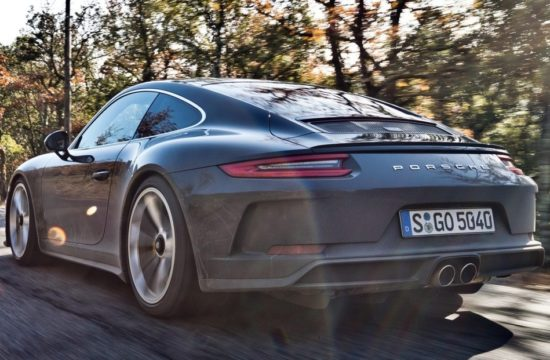 Porsche 911 GT3 Touring Package 3 550x360 at Porsche 911 GT3 Touring Package (2018) In Depth Look