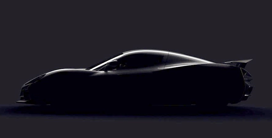 rimac concept two set for gms 2018 debut. Black Bedroom Furniture Sets. Home Design Ideas