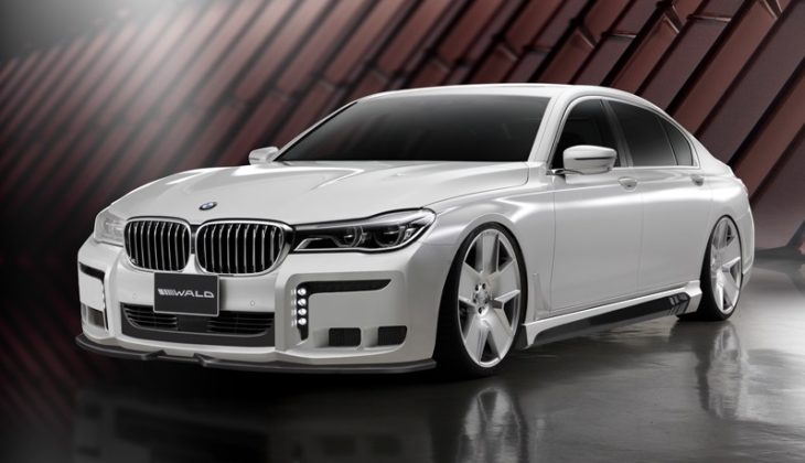 Wald BMW 7 Series 1 730x420 at Wald BMW 7 Series Black Bison G11 and G12