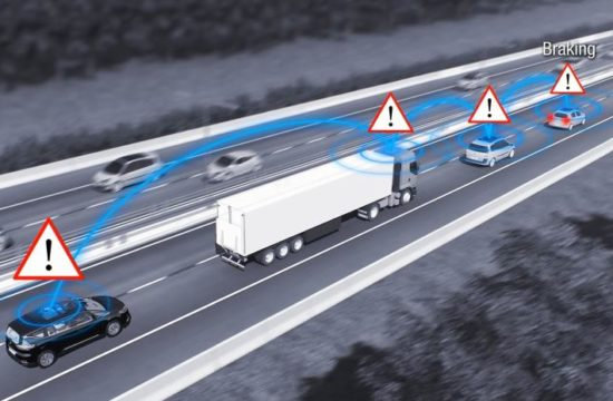 autonomous cars infrastructure 550x360 at Autonomous Cars   How Are We Doing Infrastructure Wise?