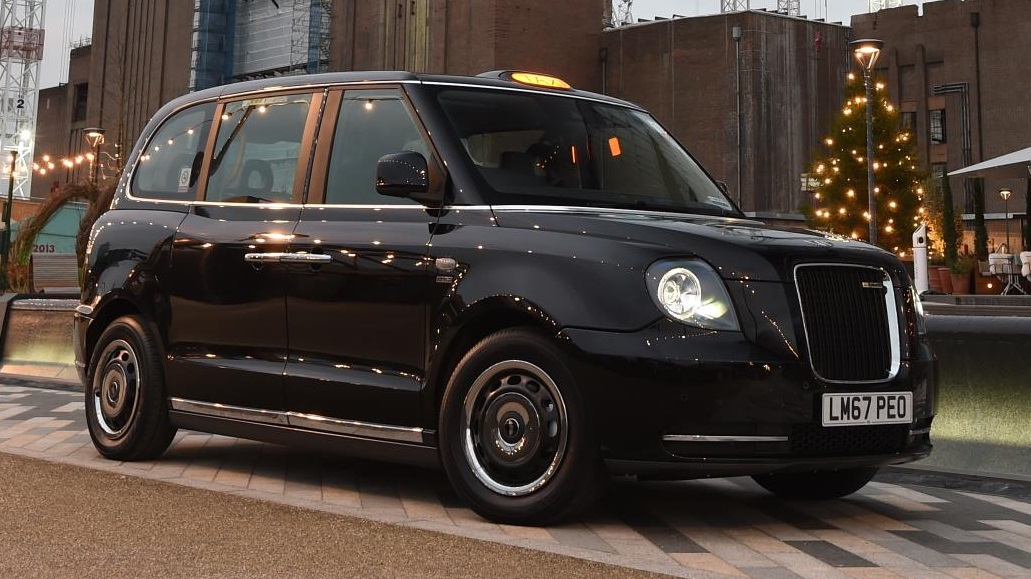 Electric London Taxi Tx Ecity Details And Specs