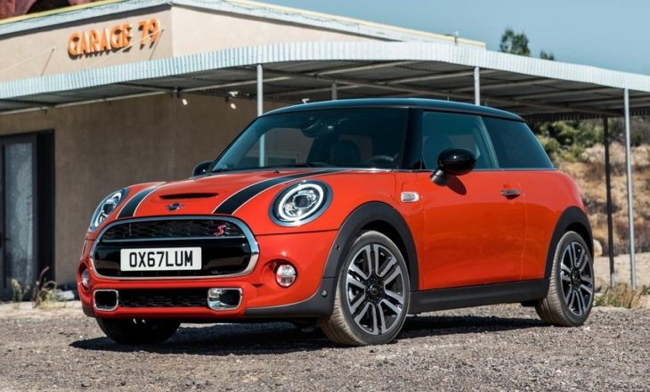 2018 MINI Cooper 1 730x440 at 2018 MINI Cooper Details and Upgrades Revealed