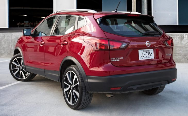 2018 Nissan Rogue Sport MSRP 2 730x452 at 2018 Nissan Rogue Sport MSRP Announced