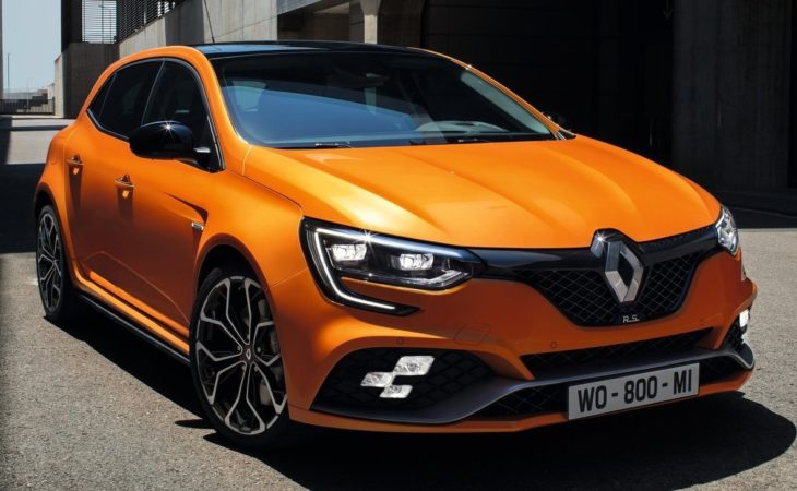 2018 Renault Megane RS 0 730x450 at 2018 Renault Megane RS Pricing Announced (EU)