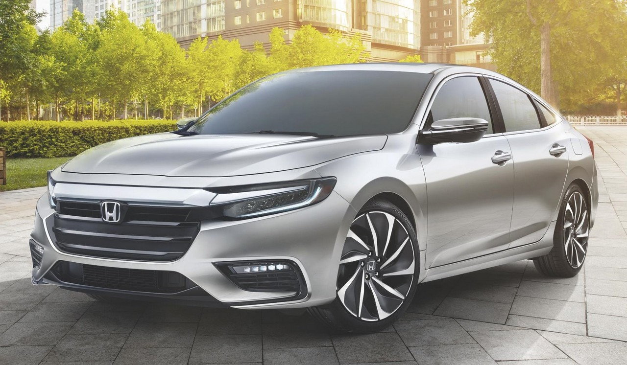 2019 honda insight initial details revealed. Black Bedroom Furniture Sets. Home Design Ideas