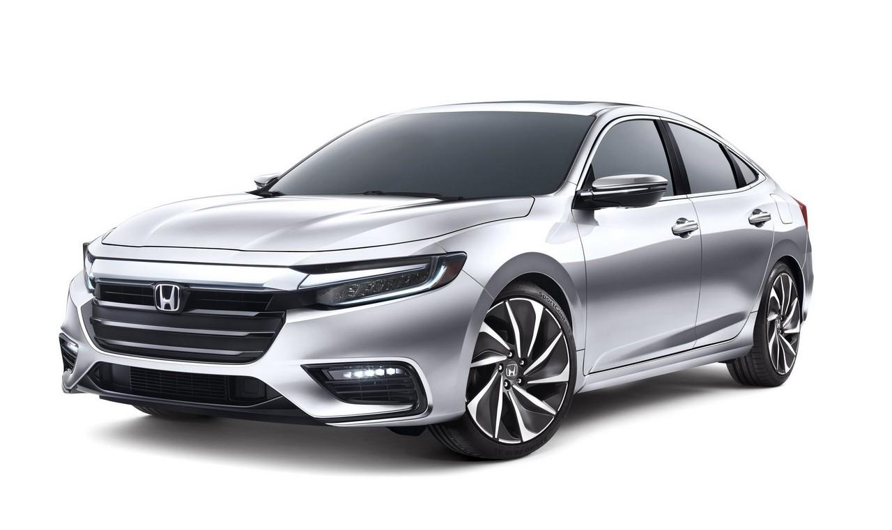 2019 Honda Insight Initial Details Revealed